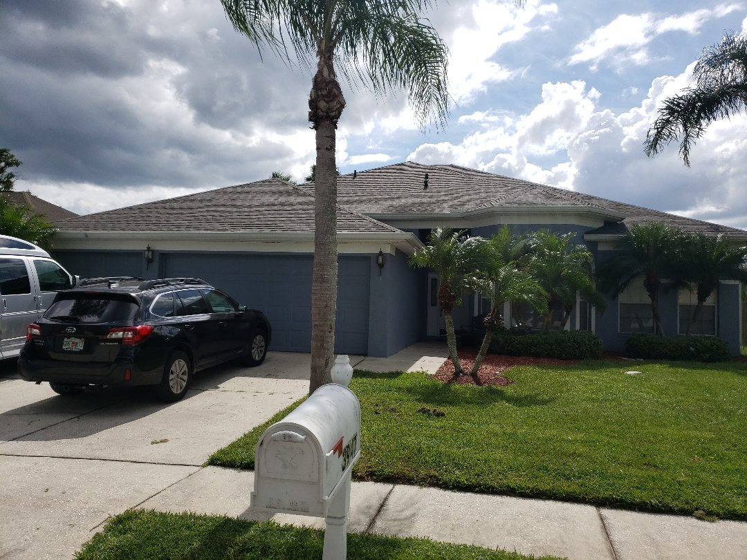 Land O' Lakes, FL - Completed another GAF Golden Pledge Roof