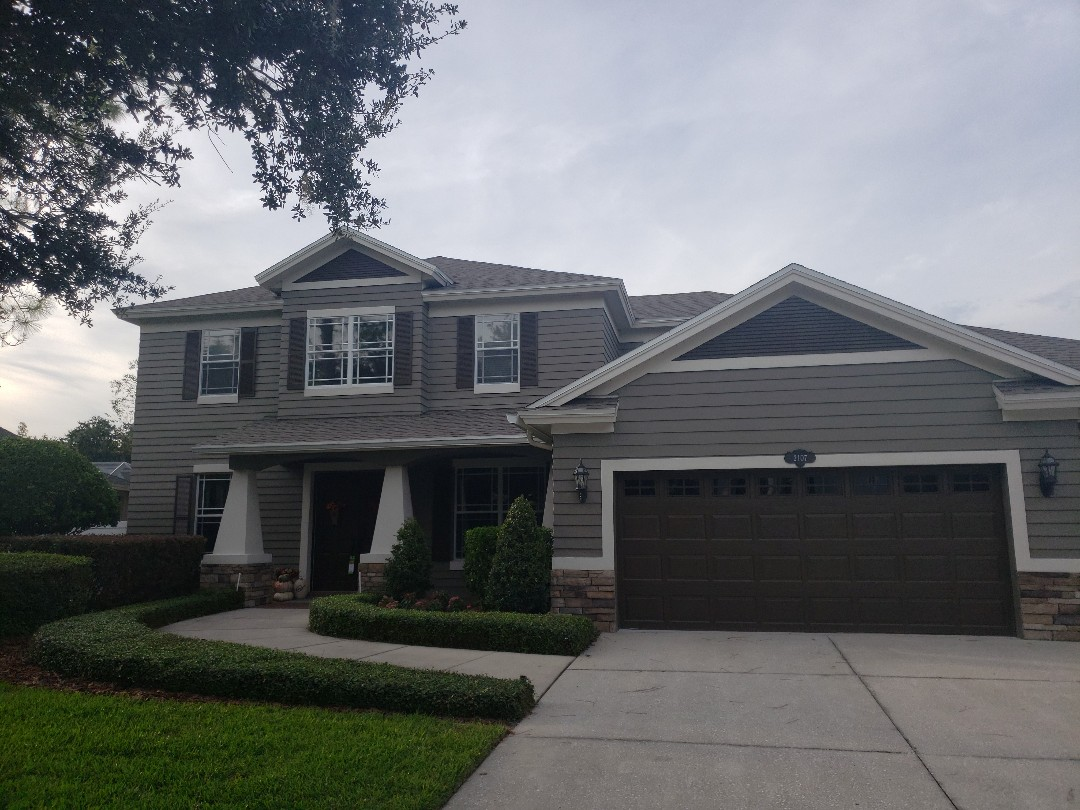 Tampa, FL - Another GAF Golden Pledge Roof completed.