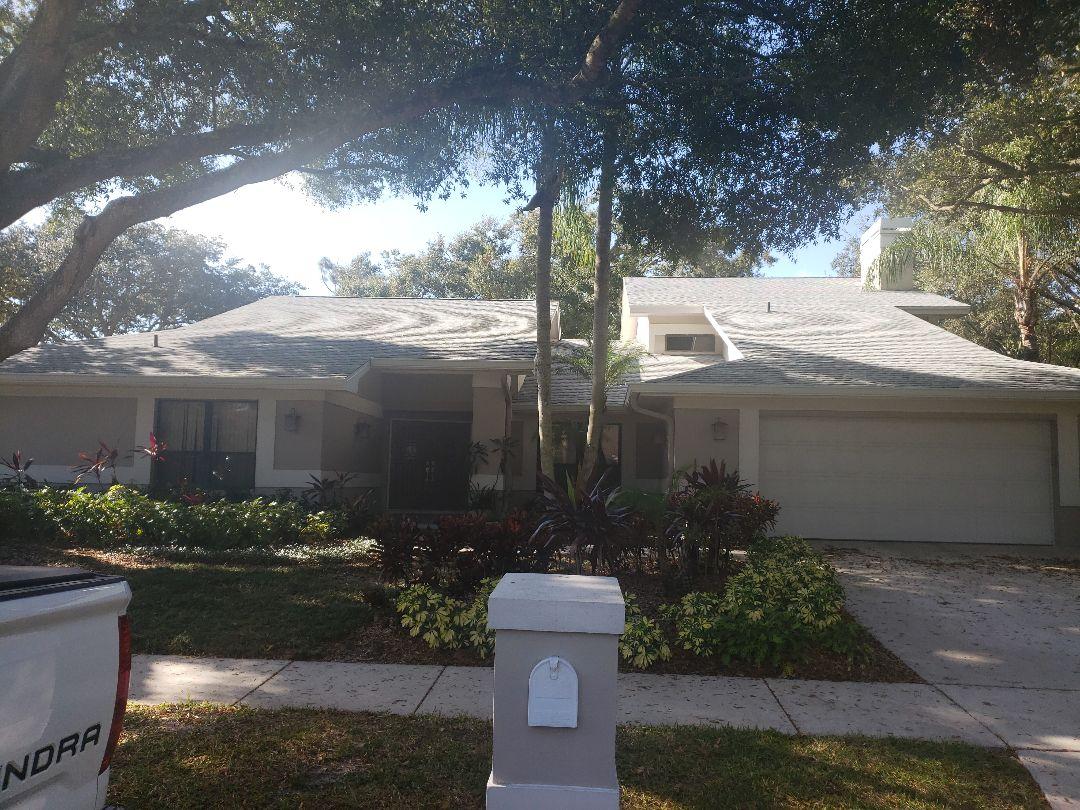 Tampa, FL - GAF Golden Pledge Roof Completed