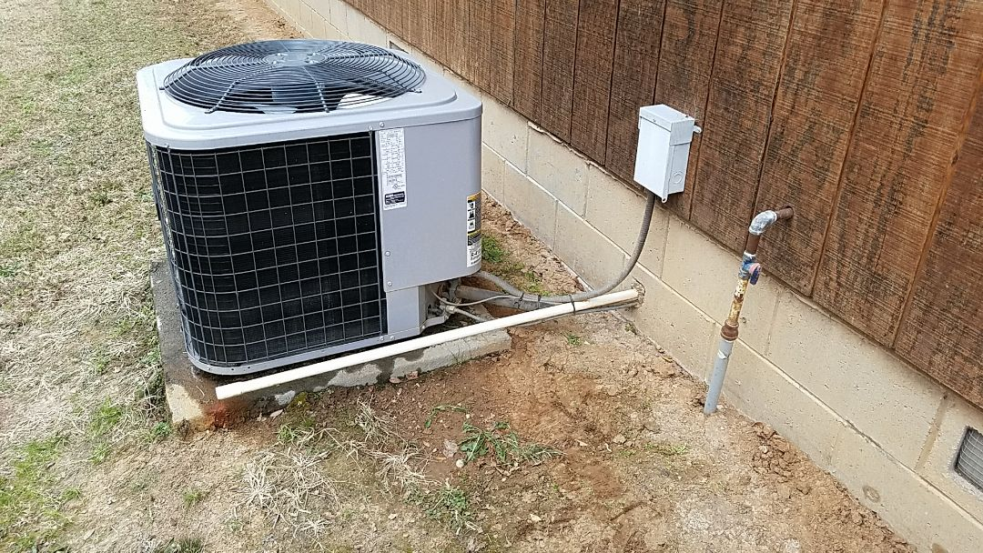 Fairland, OK - Heat pump check.