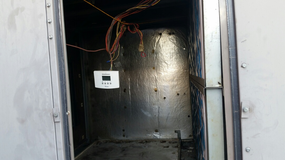 Miami, OK - AC maintenance call. Performed spring tuneup on 25 ton York package unit
