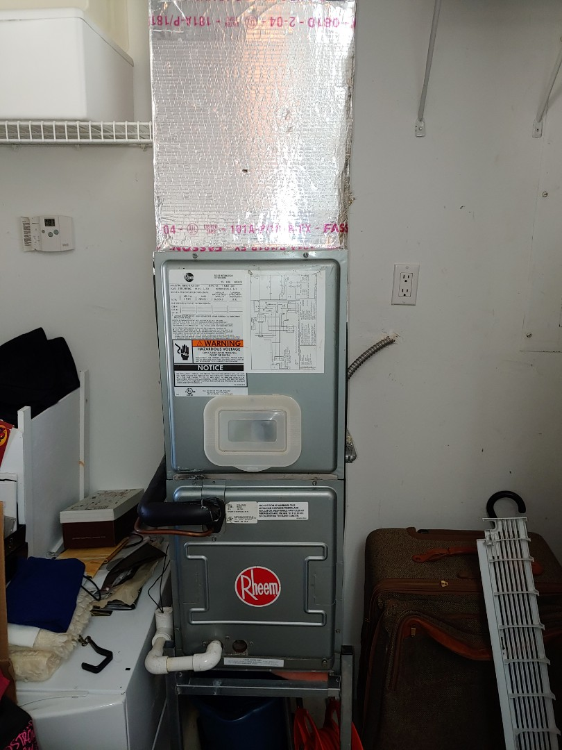 Fort Lauderdale, FL - Uni not Cooling in Fort Lauderdale customers Rheem unit