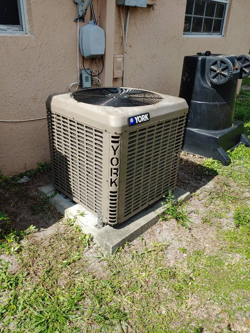 No cool in family in Fort Lauderdale on York Unit fixed another happy customer