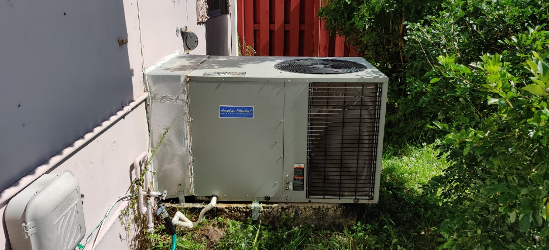 No Cool on Family in Margate on Trane unit complete preventive Maintenance another happy customer in Margate