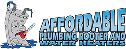 Affordable Plumbing, Rooter and Water Heaters