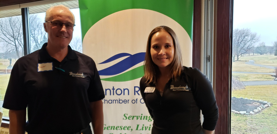 Linden, MI - Networking at noon with the Fenton Chamber of Commerce