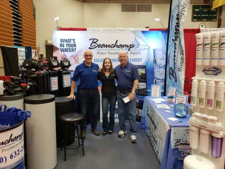 Howell, MI - At the Livingston Country Home Show!