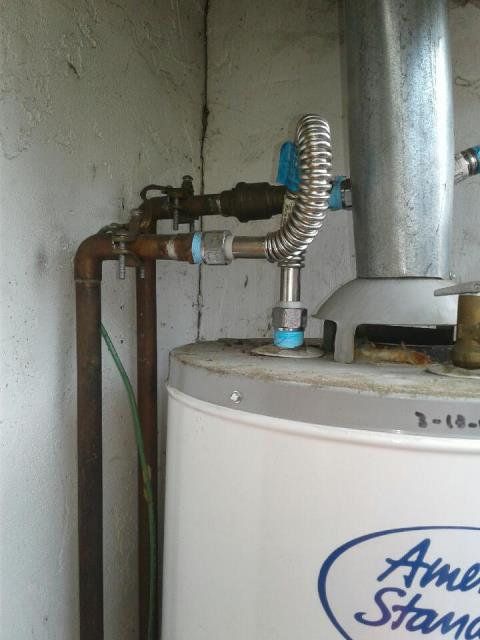Burlingame, CA - Water heater repair