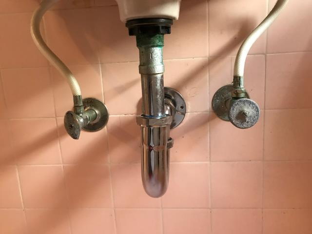 Burlingame, CA - Bath sink drain repair