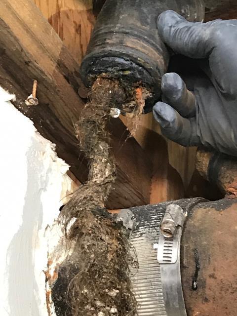 Belmont, CA - Bathtub drain repair