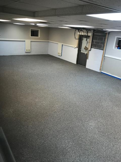 Tifton, GA - Floor Warriors do some amazing work! The materials they used last WAY longer than anything we have dealt with before. The customer service, quality, and results are top-notch. The floor is beautiful and we couldn't be happier. We would recommend Steve and his crew again and again!!