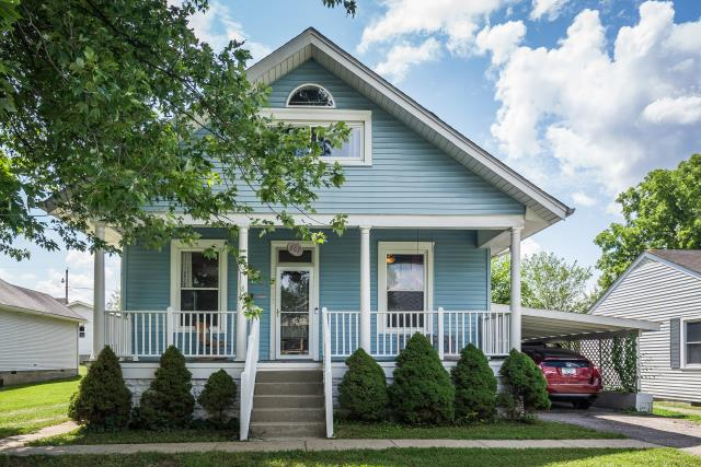New Albany, IN - Cozy home located in New Albany, Indiana.