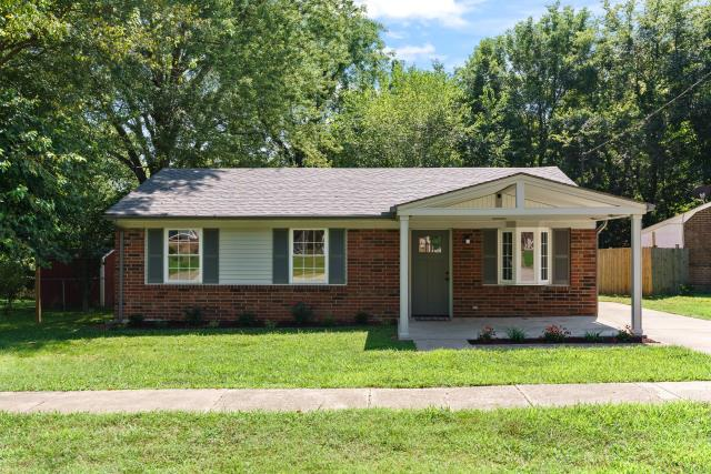 Louisville, KY - Adorable remodeled home located between the Okolona and Highview neighborhoods.