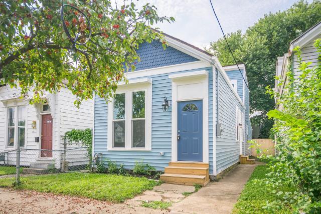 Louisville, KY - Adorable shotgun style home in the Smoketown neighborhood of Louisville.