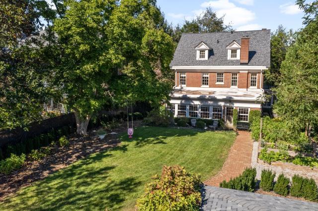 Louisville, KY - Beautiful, prestigious home in historic Cherokee Triangle near Cherokee Park in Louisville, Kentucky.