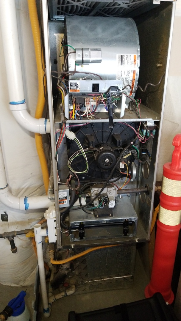 Troutdale, OR - Furnace and AC tune up