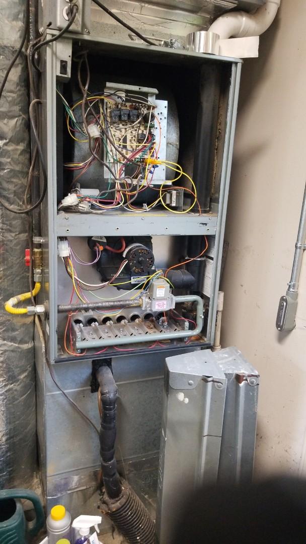 Camas, WA - Furnace diagnostic/tune up.