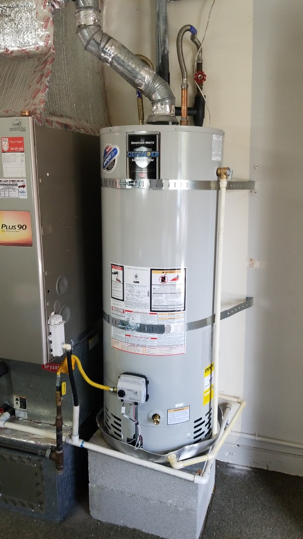Gresham, OR - Water heater installation