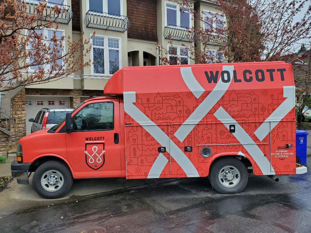 Molalla, OR - Camera inspection,  sewer line replacement, water heater replacement, repipe