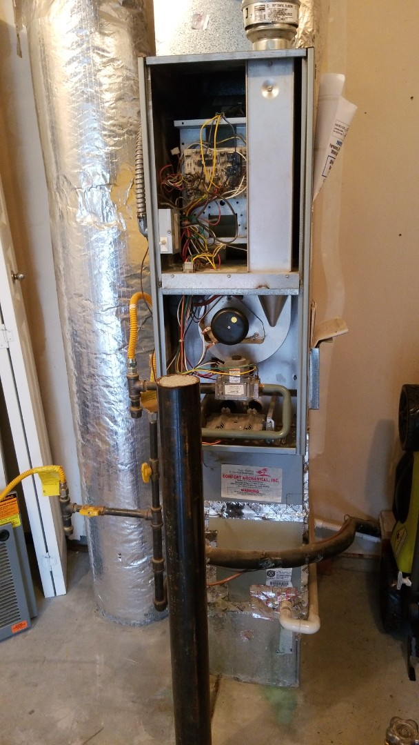 Troutdale, OR - Furnace tune up