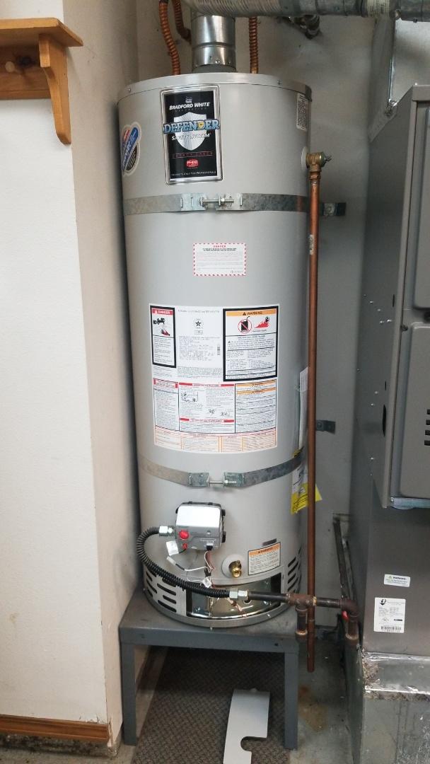 Oregon City, OR - Water heater repair Oregon City