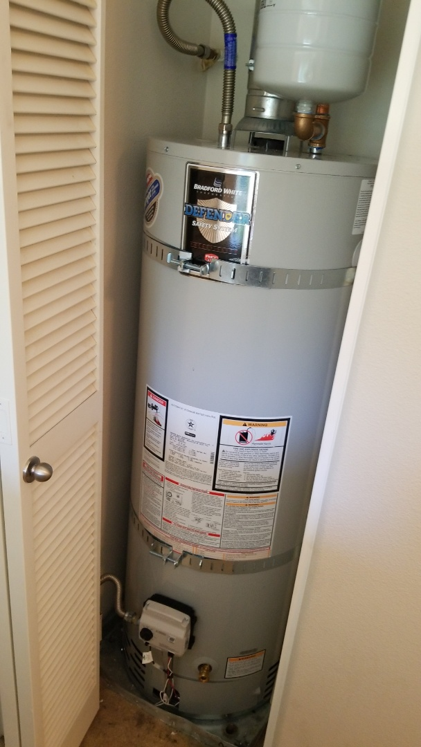 Beaverton, OR - Install water heater