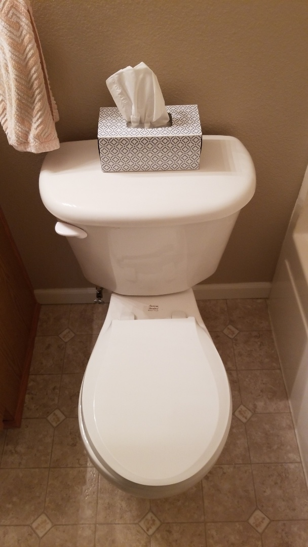 Clackamas, OR - Toilet repair/installation