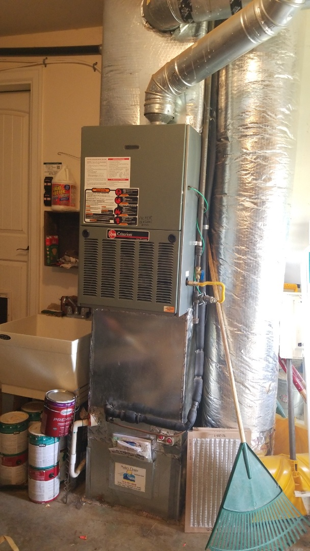 Stevenson, WA - Furnace tune up/ac diagnostic.