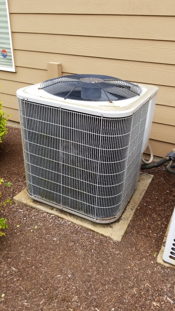 Camas, WA - Heat pump diagnosis and repair