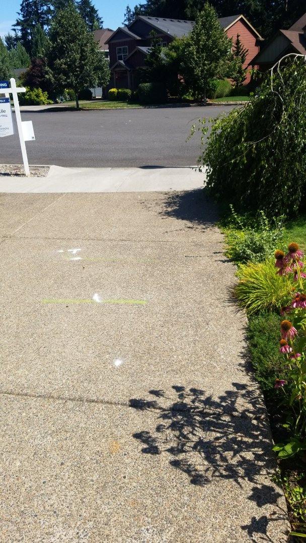 Oregon City, OR - Sewer line inspection and repair