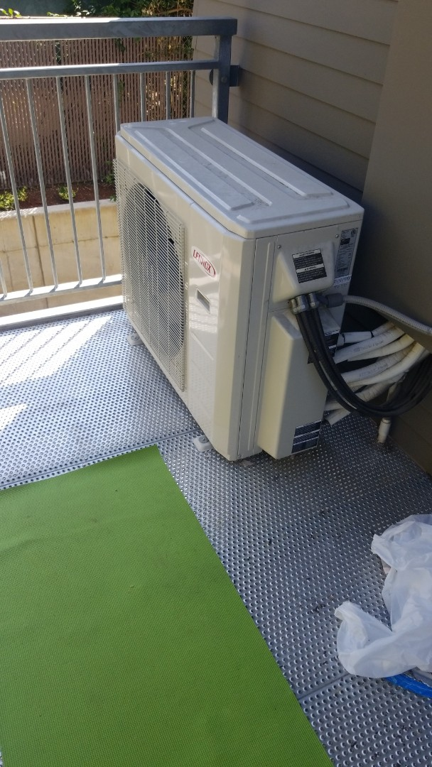 Portland, OR - Ductless heat pump diagnostic and repair.