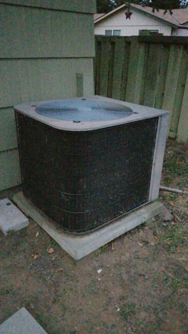 Portland, OR - Air conditioner diagnostic