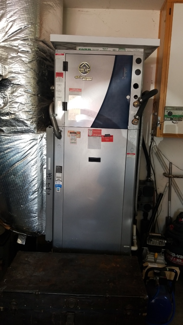 Hillsboro, OR - Geothermal heat pump diagnostic
