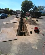 Salem, OR - Sewer replacement
