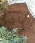 Woodburn, OR - Sewer drain replacement