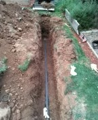 Portland, OR - Sewer spot repair