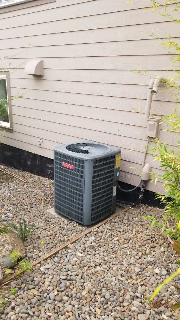 Camas, WA - Heat pump diagnostic/repair