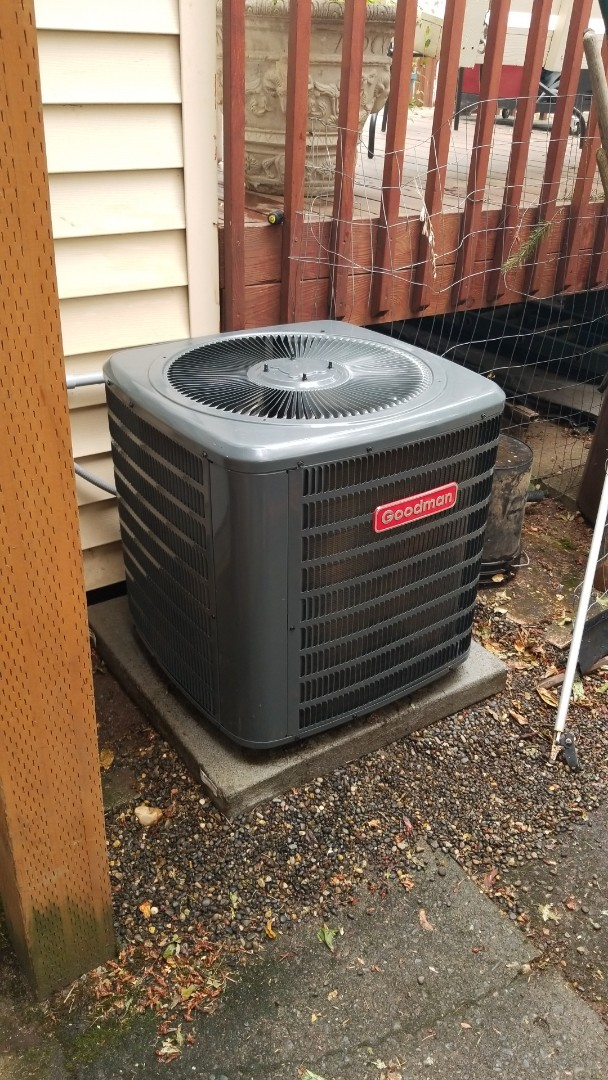 Portland, OR - Furnace/ac tune uo and Air Scrubber air purifier install.