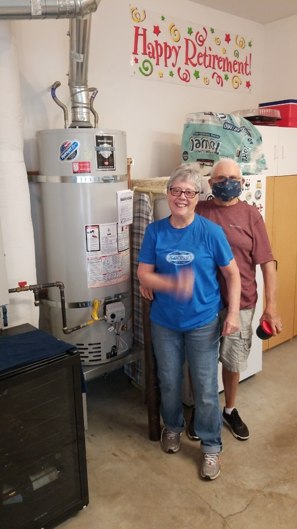 Fairview, OR - Water heater installation