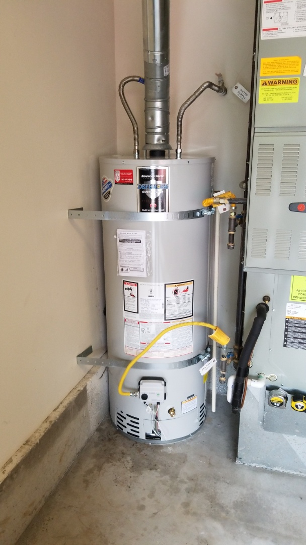 Hillsboro, OR - Water heater installation