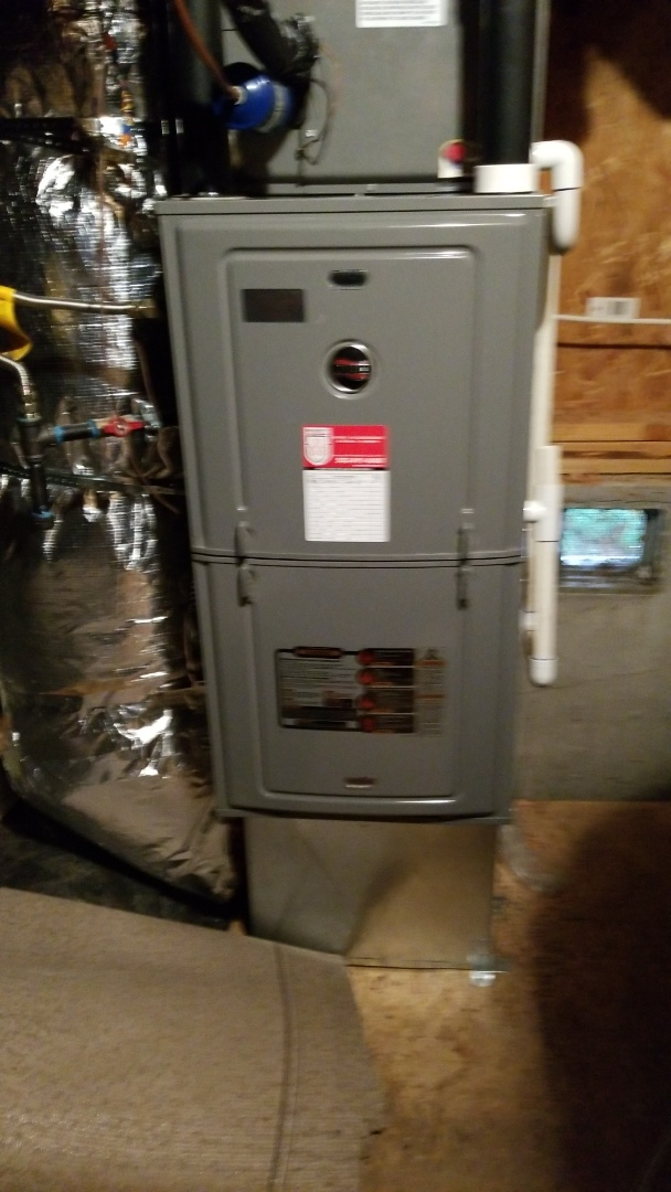 Sandy, OR - Furnace tune up/fireplace diagnostic