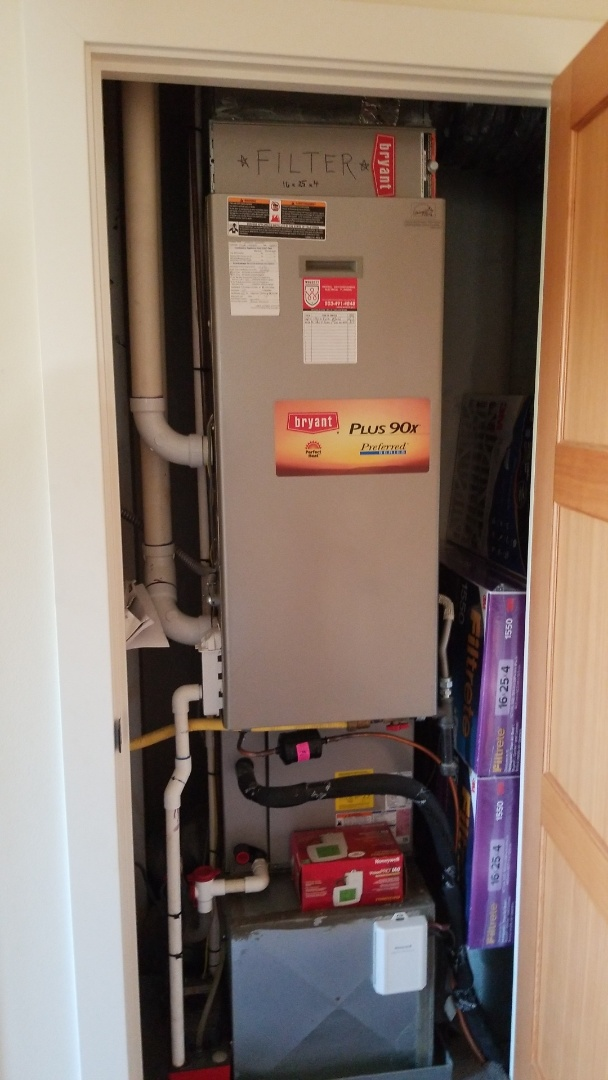 Portland, OR - HRV and furnace tune ups