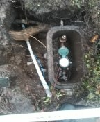 Tigard, OR - New water service Tigard Oregon