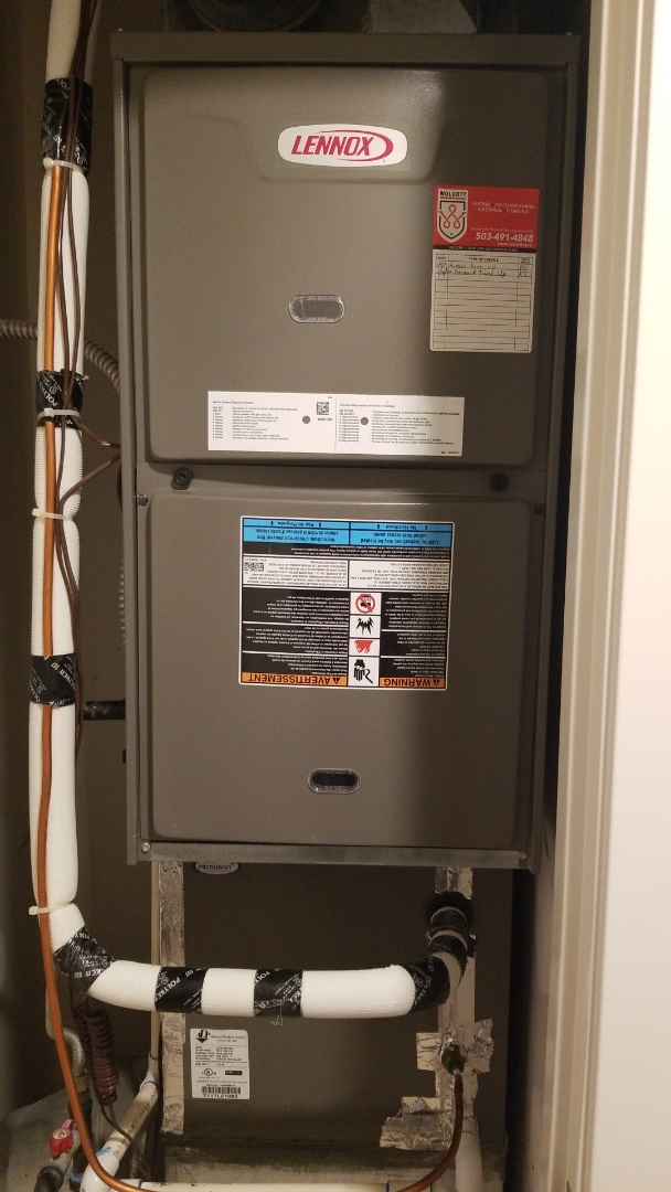 Tigard, OR - Furnace tune up