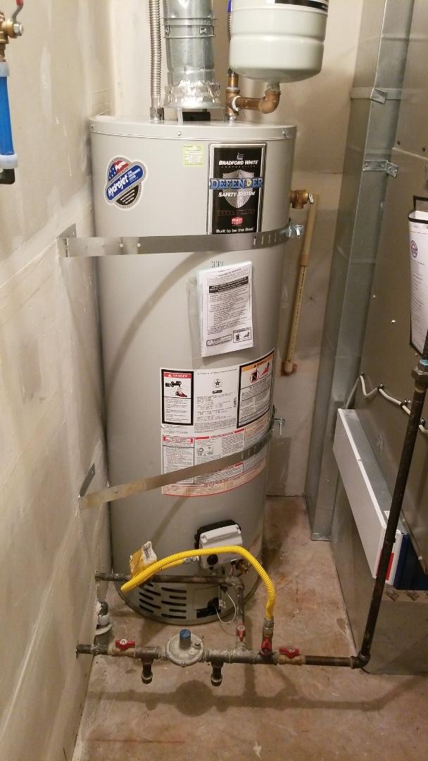 Beaverton, OR - Install water heater