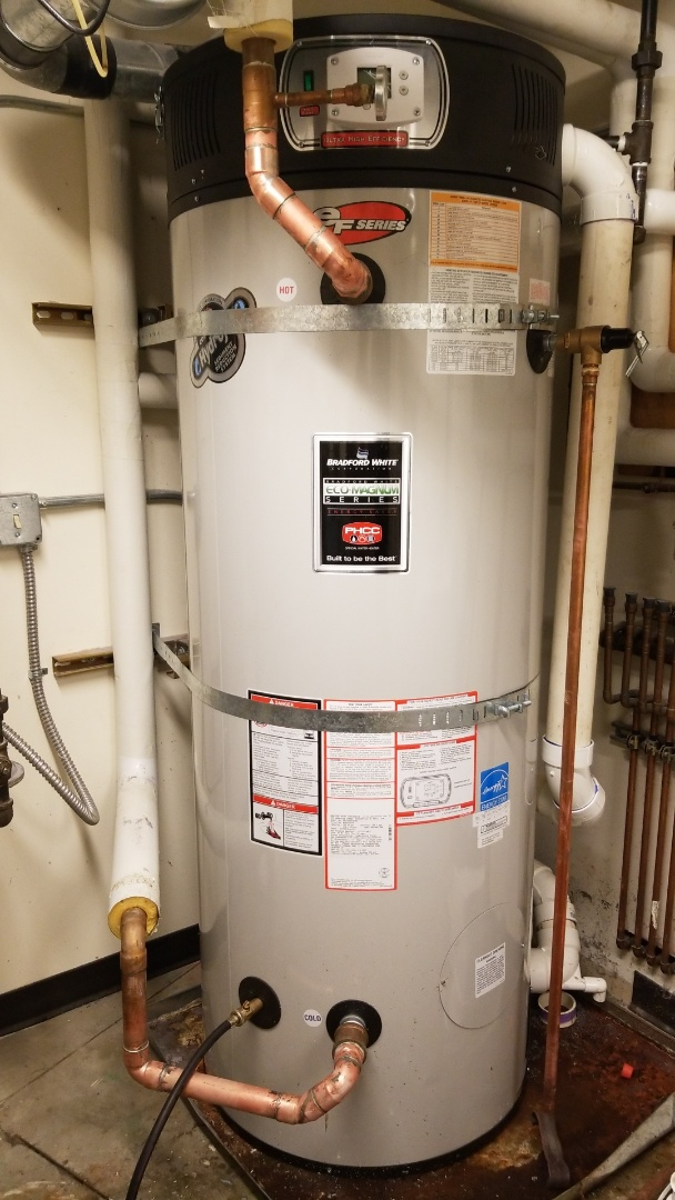 Boring, OR - Commercial water heater installation