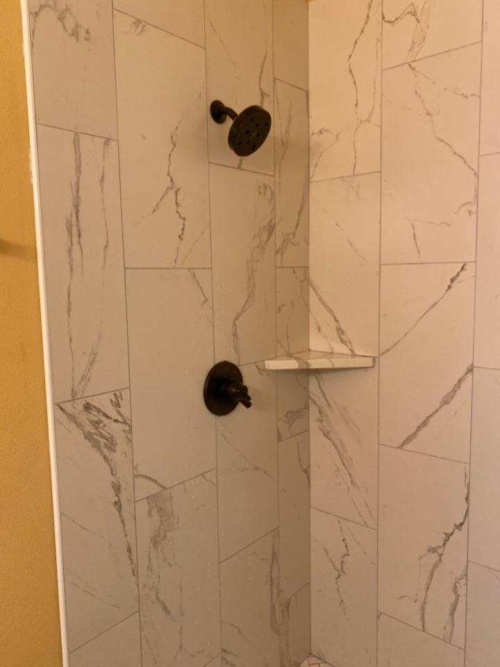 Gresham, OR - Gresham. New shower install.