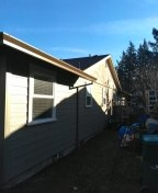 Troutdale, OR - Troutdale, roof vent, sewer line, sewer inspection.