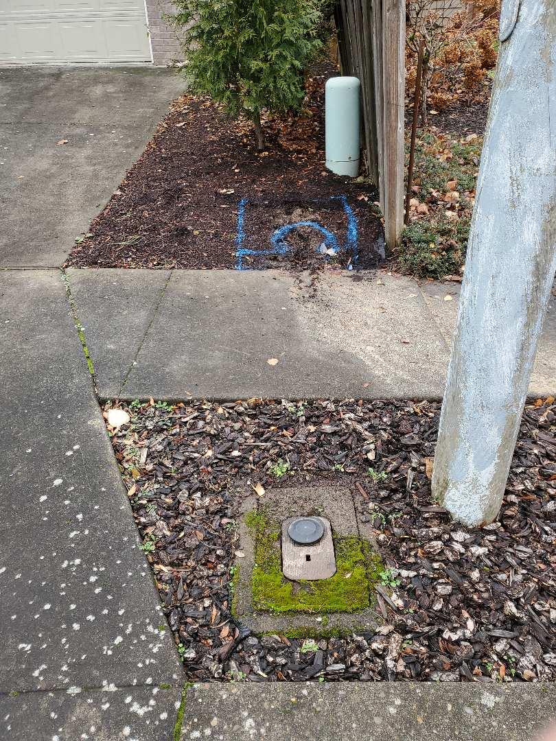 Gresham, OR - Gresham/ water leak, plumbing, water service,