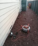 Molalla, OR - Canby, sewer line, sewer inspection.